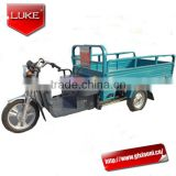 2014 new arrived tuk tuk electric cargo auto tricycle for Maldives