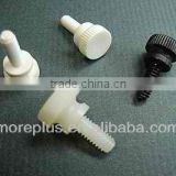 Knurled Thumb Screws - Plastic Screw