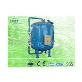 PLC Control Automatic Active Carbon Filter For Grey Water 30000 LPH