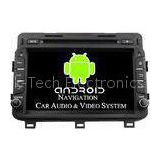 2014 - 2015 K5 Kia GPS Navigation System Automobile DVD Player Support Internet