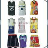 Custom shirts practice shooting basketball uniform basketball jerseys basketball shorts