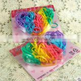 Rubber Rope Ponytail Holder Elastic Hair Bands Ties Braids Plaits hair clip headband Hair Accessories