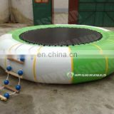 HI CE high quality water trampolines Inflatable water bouncer