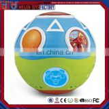 hot selling Custom design early education concert music sound ball baby toys