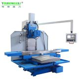 XK715  heavy duty  bed type cnc milling machine for sale