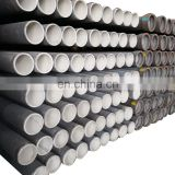 Ductile Iron pipes C25, C30, C40 K9 grade in China