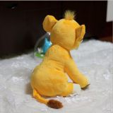 China Direct Sell Pillow Plush Toy Lion As Children Birthday Present