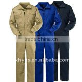 100% cotton Fire Resistant and Anti-static Safety Coverall