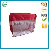 2016 newest hot selling pvc blanket/quilt/pillow/car seat cushion/bed sheets bag with handle