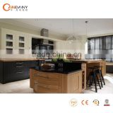 Fashionable Design Contemporary solid wood Kitchen Cabinet,cnc router for wood kitchen cabinet door