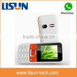 "quad band gsm gprs 1.77"" small size mini mobile phone low price made in China support whatsapp"