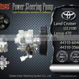 Best Quality! OEM factory!	Power Steering Pump Applied For Toyota Land Cruiser UZJ100 Lexus 470 44310-60390                                                                         Quality Choice