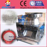 Desiccated coconut making machine also called shredded coconut stuffing from coconut meat crushing machine