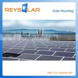 concrete foundation housetop home solar adjustable solar energy steel kits