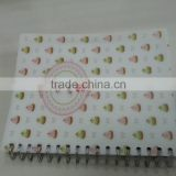 Cutom print Promotion A5 size exercise book A5 size Note Book                                                                         Quality Choice