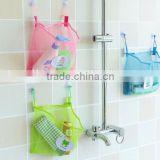 Cheap Price Kitchen Organizer Hanging Toy Storage Bag Mesh Bag Baby Bath Toy Organizer