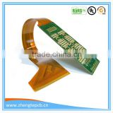 Polyimide two layers Touch Screen Digitizer Flex Cable FPC