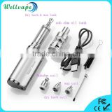 2016 nw coming varaible voltage 3 in 1 oil dry herb wax atomizer kit                                                                         Quality Choice