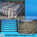 HDPE uniaxial geogrid for stone box