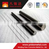 Tungsten Copper Alloy Factory/High quality W80-Cu20 Tungsten Copper Alloys bar with Dia2-60mm for Marine,Aerospace