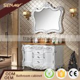 Top Quality Hotels Stone Sets Bath Wedge Cabinet In Bathroom