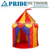 Children's Indoor Play House Outdoor Castle Tent Portable Baby Kids Folding Circus Tent