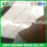 Best quality melamine laminated plywood,paper overlaid plywood,white glossy polyester plywood for decorative