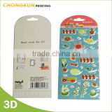 3D Cartoon Puffy Mickey Sticker,Puffy Sticker Sheets For Kids                                                                         Quality Choice
