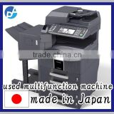 High-quality used Kyocera digital color multi-function printer with fax machine
