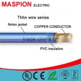 wire classification CE Rohs NYLON ELECTRIC wire copper coated aluminum wire cable UL standard