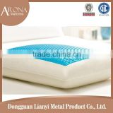 Hydraluxe cold visco silicone cool gel memory foam pillow                                                                         Quality Choice
