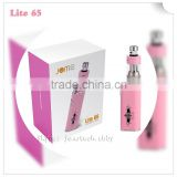 Pink Colored Smoke Cigarette For Alibaba Express China Supplier 65W Vapor Box Mod Vaporizer Mod Ecig 65W Box Mod Kit