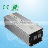 Modified sine wave intelligent dc-ac solar inverter 12v 220v 4000watt with thermal protection and CE ROHS certificated