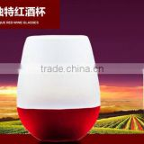 Factory price silicone white glasses red wine cups FDA silicone                                                                         Quality Choice