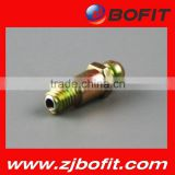 BFT stainless steel pipe straight grease nipple long type