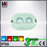 RGB IP68 120W Marine Underwater LED Light for Boat Pool with Bluetooth Controller                                                                         Quality Choice