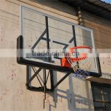 Wall hanging basketball system hot sale baksetball hood Basketball Stands With Backboards
