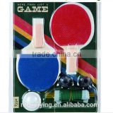 Hot selling Table Tennis Rackets Cheap protable wooden beach racket