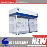 Greatly saving air condition wind consumption SFH 130 Ductless portable fume hood with carbon filter , HEPA 14 filter