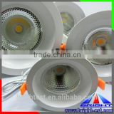 High Power COB LED Downlight 20W, Honglitronic Packaged LED Chips, Ra>85, LED Light Retrofit Downlight