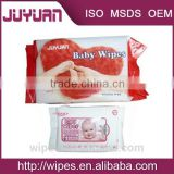 private label cleaning towelette baby wipe china with iso