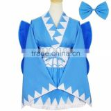 Japanese Kagerou Project Cirno girls Halloween Anime cosplay Costume