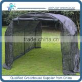 Plant shade awnings black mesh net heat sun canopy growth