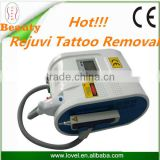 2014 New Tattoo Removal with Medical CE Q Switched ND Yag Laser