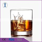 high quality wholesale leed free crystal whiskey glass