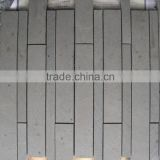 garden landscaping pebbles wood mosaic tile for sale
