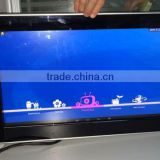 "21.5"" LED mounting android tablet kiosk stand, android touch screen monitor wifi"