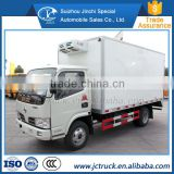Dongfeng 4x2 used thermo king refrigerator freezer truck, refrigerated van and truck in Dubai                                                                         Quality Choice