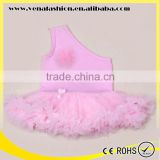 flower pink plain wear new born baby clothes clothing