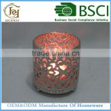Metal Candle Holder Tea lights Insert For Home Decoration Pieces